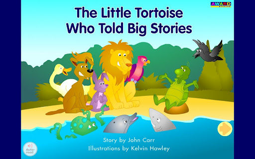 The Little Tortoise
