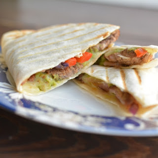 Steak Quesadillas