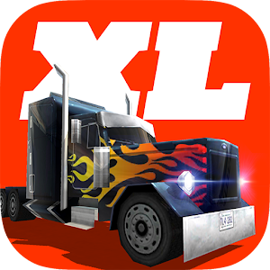 Bigger than bigger. Drift with the biggest vehicles! APK Icon