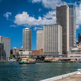 Sydney by Vibeke Friis - Buildings & Architecture Office Buildings & Hotels ( circular quay, high-rise, sydney,  )