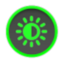Quick Brightness Change icon