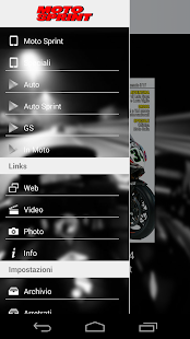 Motosprint plus - screenshot