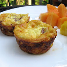 Crustless Mini-Quiches