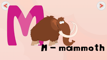 Screenshot of Kids ABC letters free puzzles