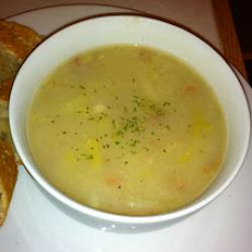Leek and Fennel Soup
