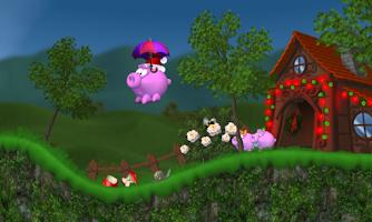 Screenshot of Piggly Xmas