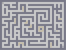 Thumbnail of the map 'A maze.'