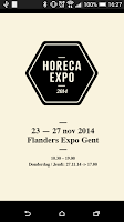 Screenshot of Horeca Expo