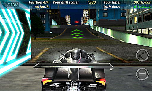 Need for Drift: Most Wanted - screenshot