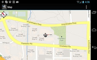 Screenshot of OpenPilot GCS