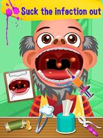 Screenshot of Throat Doctor Hospital