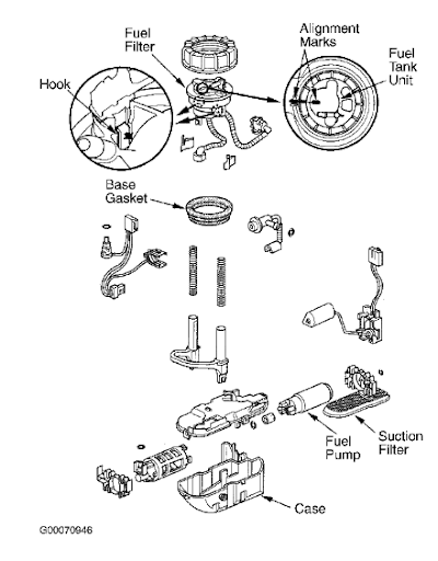 99 acura tl fuel filter auto electrical wiring diagram