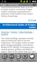 Screenshot of Prague - FREE Travel Guide