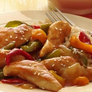Sesame Chicken Toast Bread Recipes