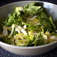 Endive and Celery Salad with Toasted Fennel Seed Vinaigrette