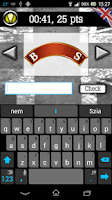 Screenshot of British Logo Quiz