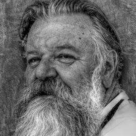 by Branko Levačić - People Portraits of Men