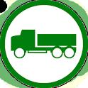 Round trip icon