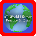 AP World History,Practice&Quiz icon