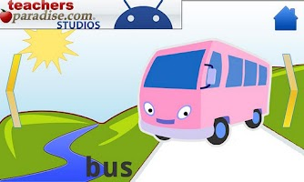 Screenshot of Cars and Trucks! Shape Puzzles