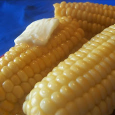 Kittencal's Milk Boiled Corn on the Cob