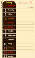 Screenshot of Agenda 2014