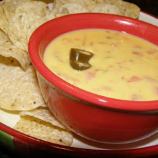 Favorite Chile Con Queso (A.k.a. Chile Cheese Dip)