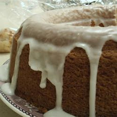 The Best Pound Cake