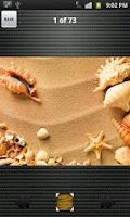 Screenshot of HD Wallpapers for HTC Evo
