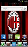 Screenshot of Milan Go Theme