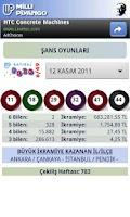 Screenshot of Şans Oyunları