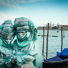 Masks by Mihai Popa - News & Events World Events ( italia, venetia )