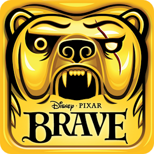 Cover art Temple Run: Brave