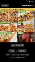 Screenshot of Debonairs Pizza