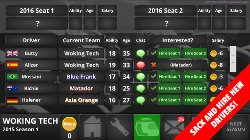 FL Racing Manager 2015 Pro - screenshot