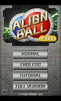 Screenshot of Align Ball Free