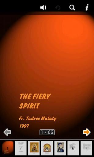 The Fiery Spirit