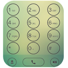 ExDialer Light Green Theme