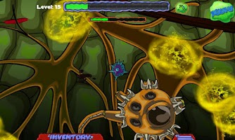 Screenshot of Amoebas Attack