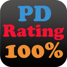 PD Rating 100%