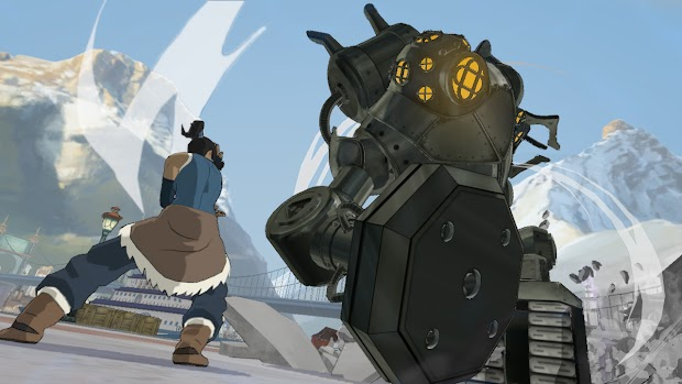 Activision unveils the Platinum Games-helmed The Legend Of Korra game