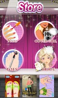 Screenshot of Girls Games-Makeup