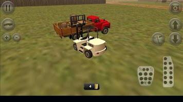 Screenshot of Truck Driver 3D