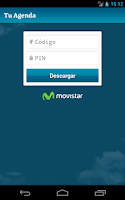 Screenshot of Tu Agenda Movistar