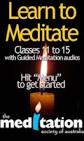 Screenshot of Learn to Meditate 11-15