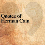 Quotes of Herman Cain APK Image
