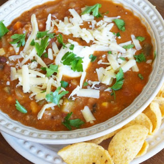 Veggie and Bean Chili