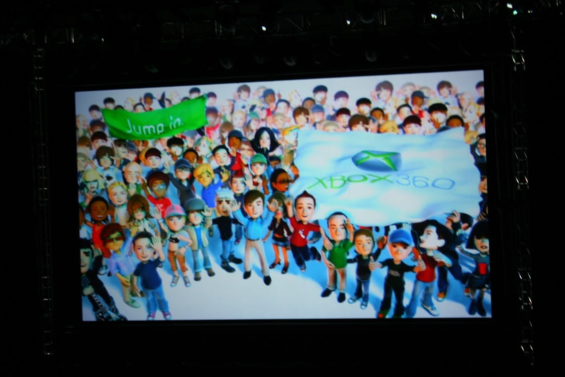 Microsoft E3 2008 Media Briefing