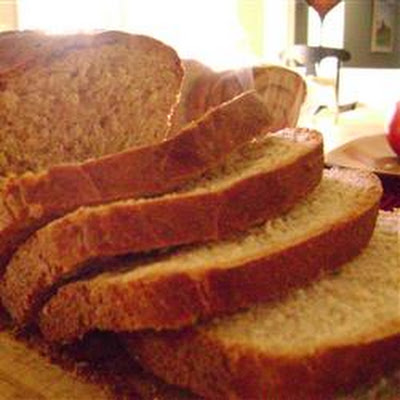 Honey Wheat Bread I
