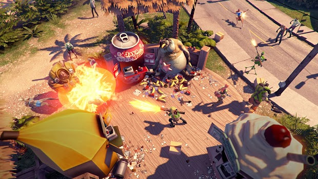 Closed beta testing begins on Dead Island MOBA Dead Island: Epidemic